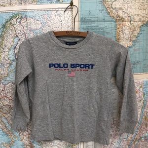 Polo Sport Ralph Lauren grey long sleeve 5